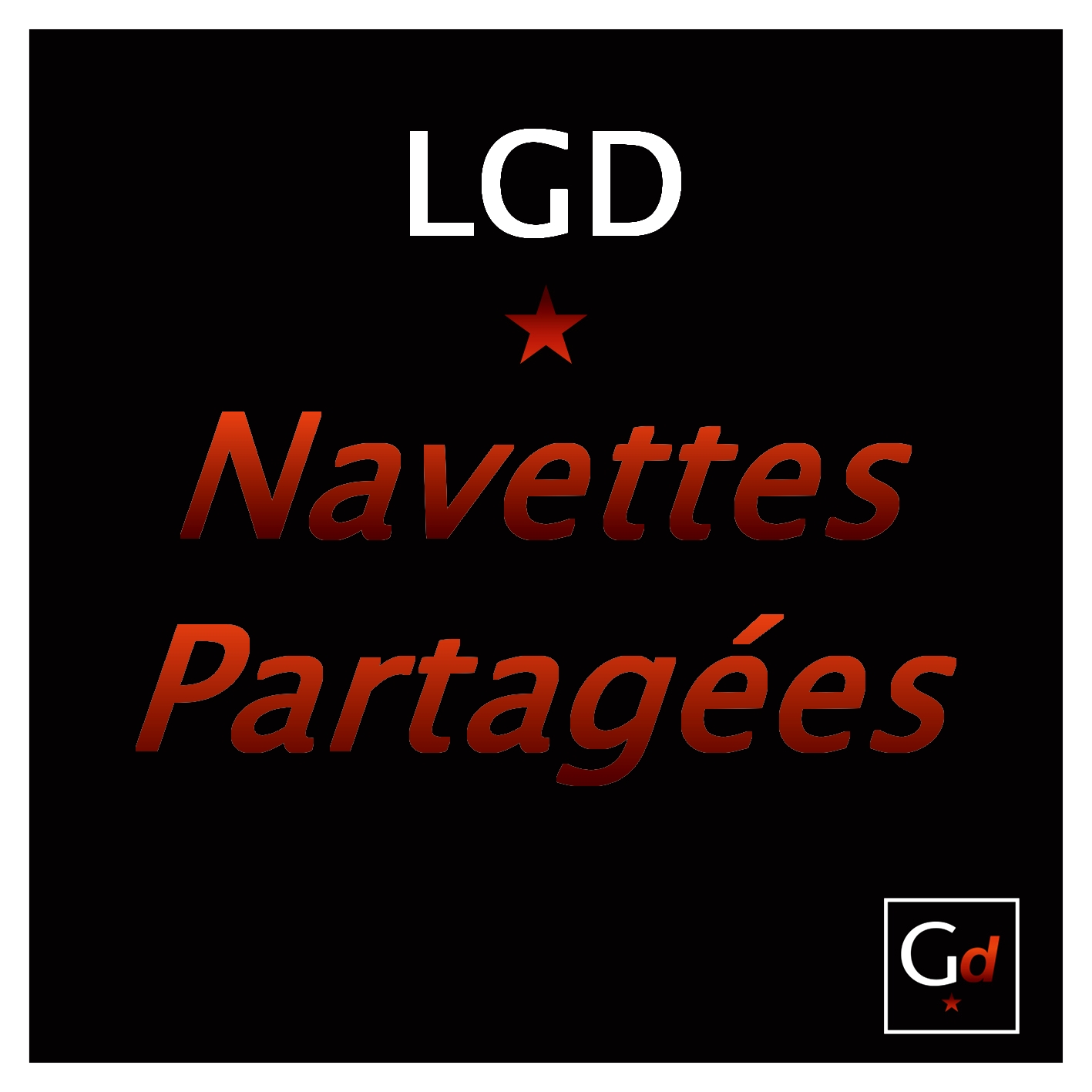 LGD Navettes partagées